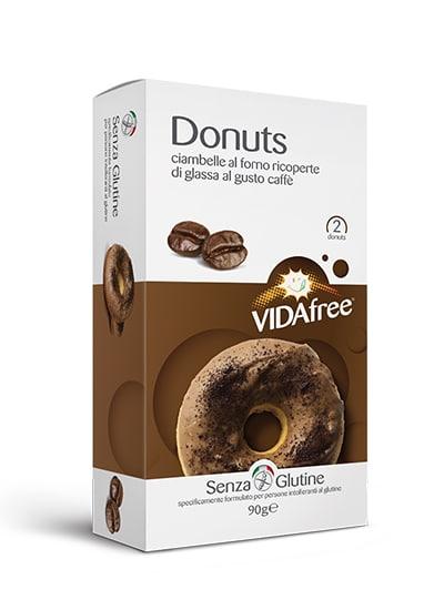 donuts senza glutine caffè