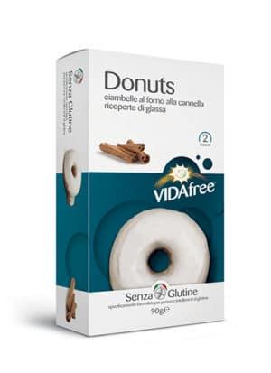 donuts senza glutine cannella