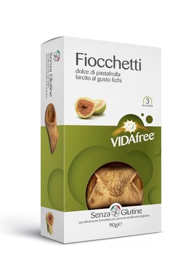 dolce di pasta frolla senza glutine fiocchetti fichi
