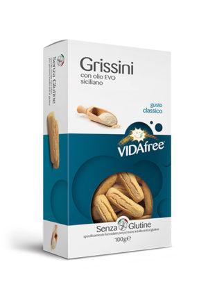 grissini senza glutine gusto classico