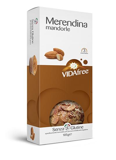 merendina senza glutine mandorle
